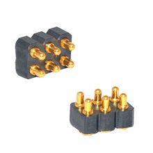 China 6-pin pogo pin connector
