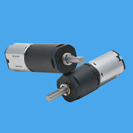 Small Planetary Gear Motor 12mm Diameter With 46 Rpm Low Speed , ROHS ISO Compliant