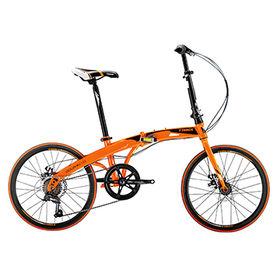 Folding Bike GUANGZHOU TRINITY CYCLES CO.,LTD