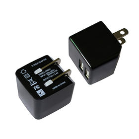 Mini type UL 5V 2.4A chargers