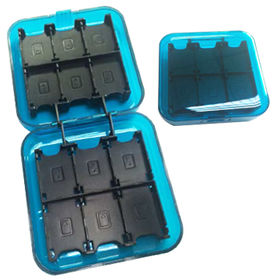 Cartridge storage case for Nintendo switch, Game card case from Fortune Power Electronic Technology Co Ltd