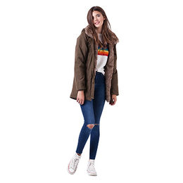 China Women's cotton-padded jacket