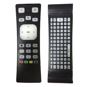 Convenient Wireless Keyboard Air Mouse for Android TV Box from SHENZHEN CHAORAN TECHNOLOGY CORP.