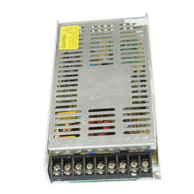 Switching Power Supply, 5V/40A/200W for LED Display/Indoor Installation/New Design/Slim from Shenzhen Ming Jin Fang Electronic Technology Co., Ltd.