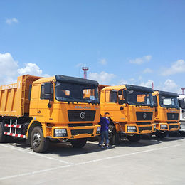 China D'LONG F2000 6×4 Dump Truck, 290hp Shacman Brand New