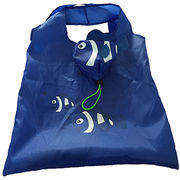 China Eco-friendly foldable polyester shopping bags