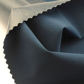 Waterproof Fabric in 4-Way Stretch Poly Poplin, TPU Laminated with MVP5K and WP10K from Lee Yaw Textile Co Ltd
