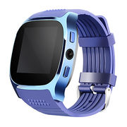 China Built-in Camera MTK6261D Smart Watches