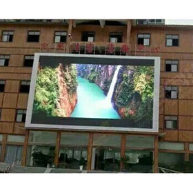 P8 RGB SMD flexible ultra-bright TV LED display outdoor LED video wall screen