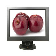 China 12-inch LED monitor with standard wall mount holes standard resolution 1024x 768p at 60Hz