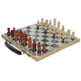 China Wooden chess game