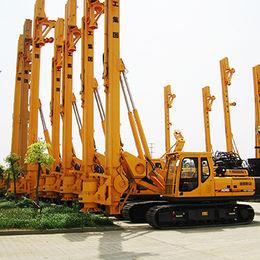 Mini drill drilling machine, drilling rig equipment piling machinery XCMG XR150D 1.5m diameter 55m