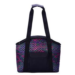 Tote beach shopping cooler bag