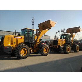 4 ton Wheel Loader 2.4m3 Bucket XCMG brand LW400KN