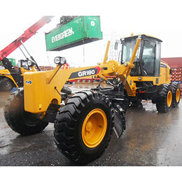 China New Condition Motor Grader