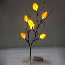 event brancheshome dcor lights h30 twigs warm white led with lanterns - Home Decor Lights