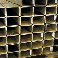 EN10210 rectangular steel pipe