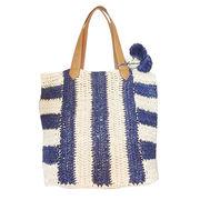 China Paper Straw Crochet Beach Bag