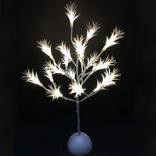 China H43cm 3AA battery powered small LED tree
