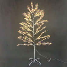 China 4ft artificial LED tree warm white lights