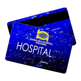 China PVC/PET/ABS/Paper Smart RFID Membership Cards