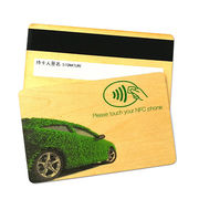 China Magnetic Stripe Cards