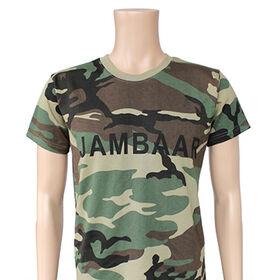 China Men's Camp Shirt