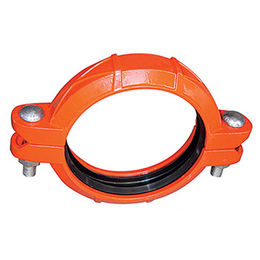 China Grooved Fittings Flexible Coupling