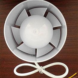 China Window Mounted ABS Bathroom Ventilation Fan
