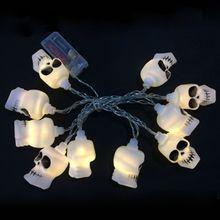 China Halloween LED lights string