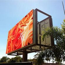 High Brightness DIP Commercial Advertising Huge LED Screen P10mm