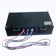 120V 90Ah Li-ion High AGV Voltage Automatic Guided Vehicle Battery Pack from AntBatt Co., Ltd