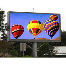 LED P10 SMD Outdoor Advertising Video Screen