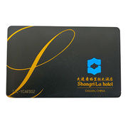 China Customized Plastic Printable RFID Cards With Magnetic Stripe