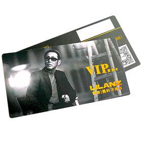 China QR Barcode Card