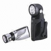 China Dynamo LED flashlight with magnet base