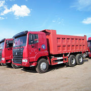 China 336hp 25ton loading capacity dump trucks