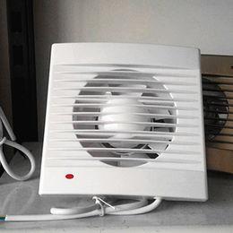 China Window Mounted Bathroom Extractor Fan