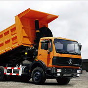 China New Cheaper Price 20cbm 10 Wheels Dump Trucks for Sales