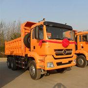 D Long 6x4 tipper truck for sale from Newindu E-commerce(Shanghai) Co.,Ltd.