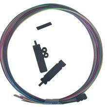 China 12 Fiber Optic Buffer Tube Fan-Out Kit