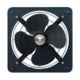China 10-inch Metallic Industrial Exhaust Fan