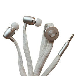 China Shoelace Earbuds
