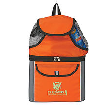 China Customized cooler backpacks