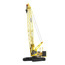 China XGC100 telescopic crawler cranes, 100T hydraulic crawler crane