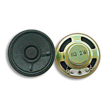 Micro Speakers with Power Rating of 2W and 8ohms Impedance from Xiamen Honch Industrial Suppliers Co. Ltd