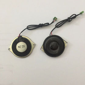 Phonic Mylar Speakers with 36mm Diameter and Wire Leads from Xiamen Honch Industrial Suppliers Co. Ltd