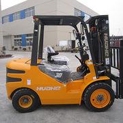 3t lifting capacity diesel forklift, CPCD30 for sale