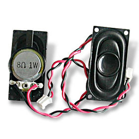 Laptop Speaker with Impedance of 8 Ohms from Xiamen Honch Industrial Suppliers Co. Ltd