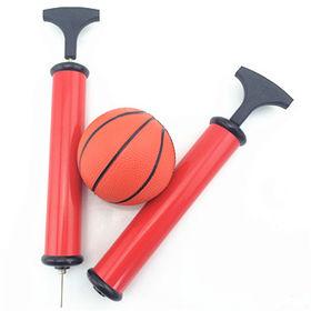 Customed Logo Basketball Hand Pump from Ningbo Junye Stationery & Sports Articles Co. Ltd